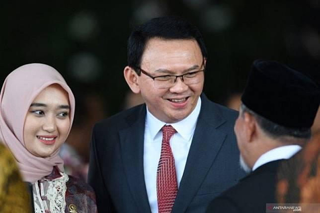 Ini alasan Relawan Jokowi dukung Ahok pimpin BUMN