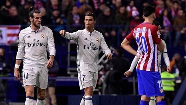 Gareth Bale: Saya Tidak Punya Masalah dengan Ronaldo