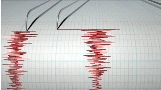 Ilustrasi Gempa. [Antara]