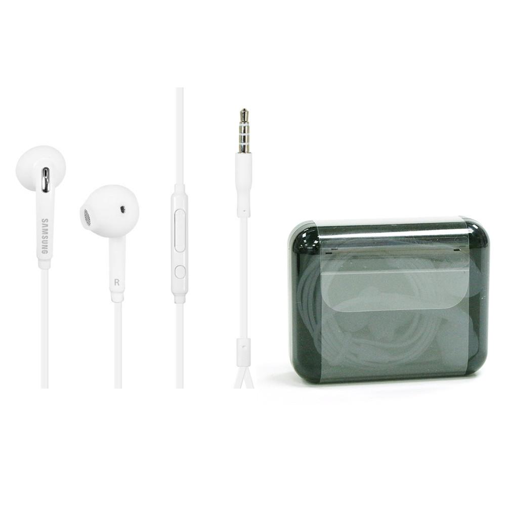 ※此款耳機為GALAXY S7/ S7 Edge手機盒內附贈款,精美小盒子裝置與密封包裝※ 麥克風通話功能 線控功能,可調整音樂大小(需看手機是否支援) 適用多種SAMSUNG系列,相容性高 平行輸入