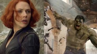 《復仇者聯盟 2》導演證實:黑寡婦將會愛上綠巨人浩克