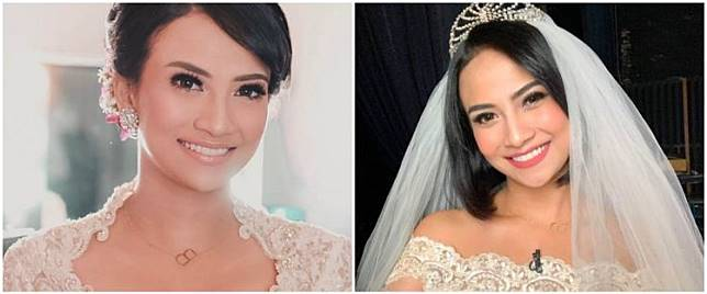 Vanessa Angel menikah, manajer benarkan sosok suami pengusaha