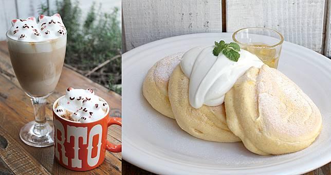 超人氣咖啡店!3D拉花咖啡 X 梳乎厘鬆餅@elk 心斎橋本店