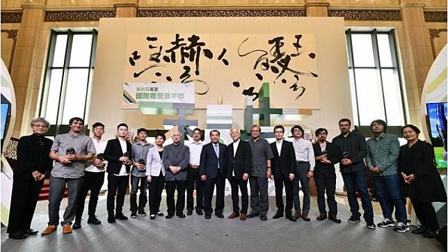 麗寶國際雕塑雙年獎 讓世界看見台灣