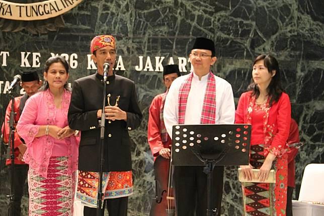 Ternyata, Ahok masuk BUMN atas rekomendasi Jokowi