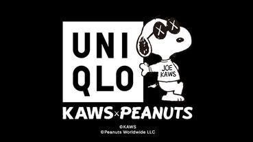 XX Snoopy 再度襲來 UT X KAWS X PEANUTS 話題系列強勢回歸