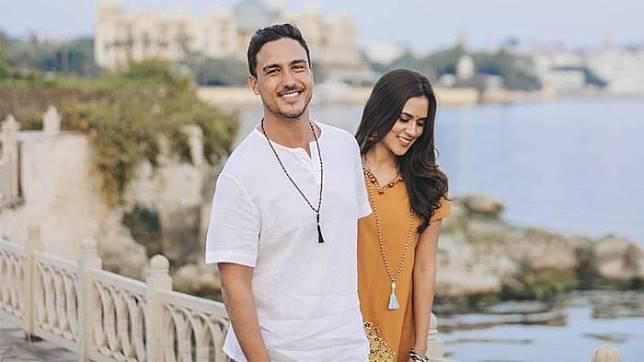 Jalani Puasa Ramadhan Pertama Pasca Menikah, Begini Kekompakan Sahur Hamish Daud dan Raisa