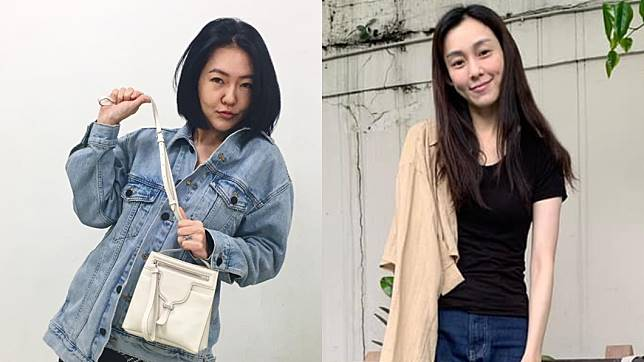 小S(左)怒轟范瑋琪(右)是雙面人。圖/(左)翻攝自小S 徐熙娣臉書、(右)翻攝自范范 范瑋琪臉書