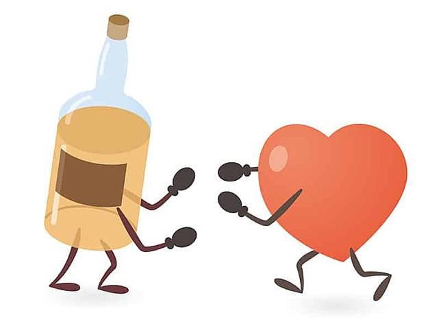 4方法減酒戒酒~是對心臟最好的保護