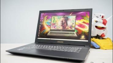 CJSCOPE SX-570 RX 開箱 給你筆電體積、桌機效能的超值創作者筆電