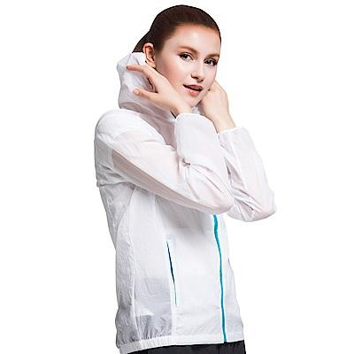 輕便好收納外出騎車防曬超方便連帽風格設計 布料舒適好穿搭抗UV 防風防潑 吸濕排汗