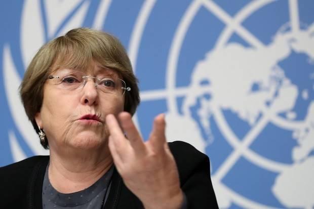 Komisaris Tinggi HAM PBB Soroti Perkembangan Situasi di Papua