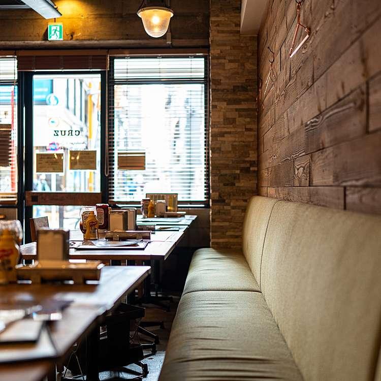 実際訪問したユーザーが直接撮影して投稿した四谷三栄町クラフトビールCRUZBURGERS Burger&CraftBeerの写真
