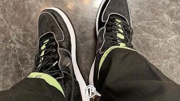 MAGIC STICK x Nike Air Force 1 Hi「VIP」黑色版本曝光!