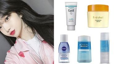 卸濃妝最給力!5分鐘還原乾淨素顏,推薦這5款卸妝品