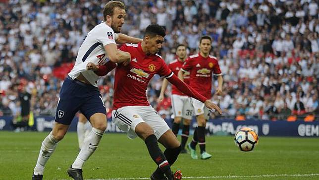 Manchester United, Tottenham Hostpurs, Piala FA