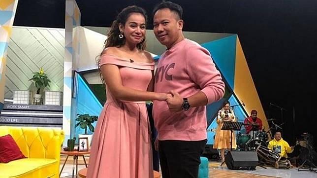 Vicky Prasetyo dan Sahila Hisyam. [Instagram]