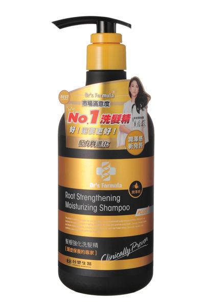 Dr s Formula台塑生醫 髮根強化洗髮精潤澤感【康是美】