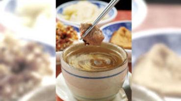 萬華巷仔食旅5/沛對原汁排骨湯 清甜微苦