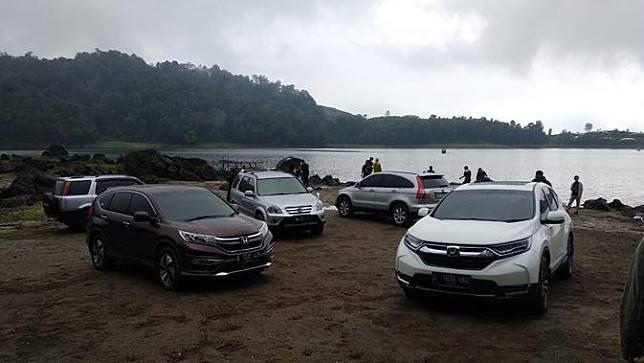 Honda CR-V rayakan 20 tahun kehadirannya di Indonesia