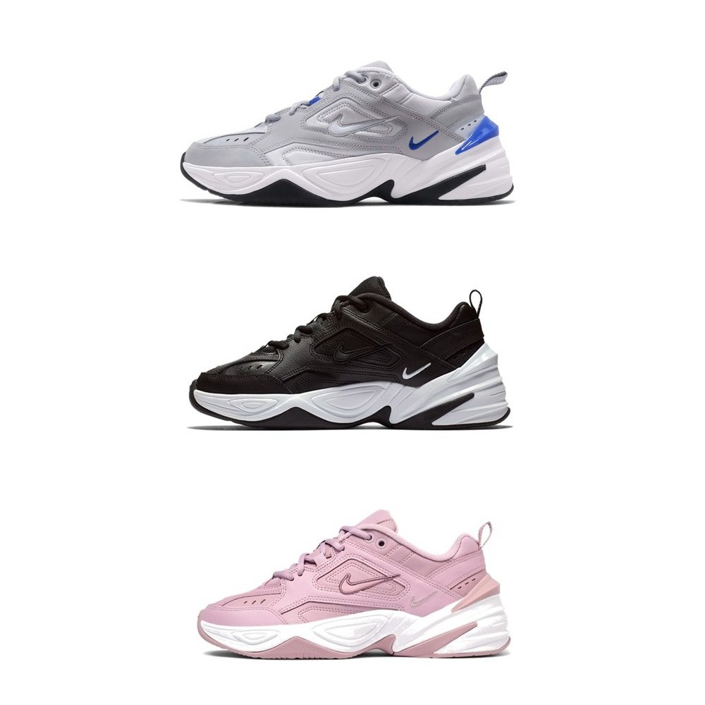 NIKE 老爹鞋 M2K TEKNO - AV4789005(灰藍)AO3108005(黑)500(粉)