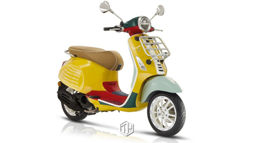 Sean Wotherspoon X Vespa 推出 Primavera 電單車!