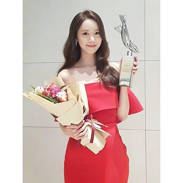 Yoon A早前在《釜山國際電影節》奪得人氣獎。