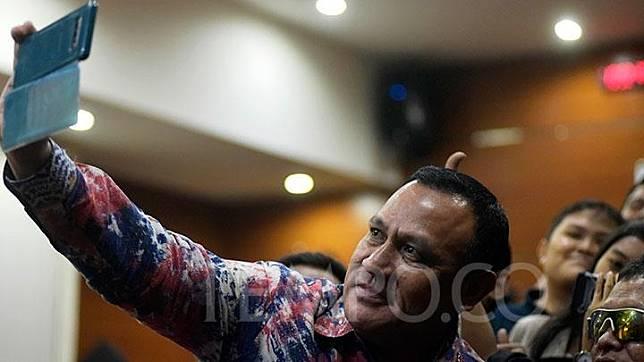 Soal Aduan PDIP ke Dewas, Firli Bahuri: Kerja Kami Sesuai Aturan