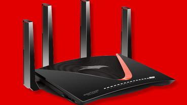 最強硬體與電競軟體結合,Netgear 推出 Nighthawk Pro Gaming XR700 802.11ad/SFP+ 家用無線路由器