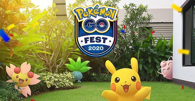 Pokemon Go Fest Siap Digelar dan Bisa Kamu Mainkan Dirumah