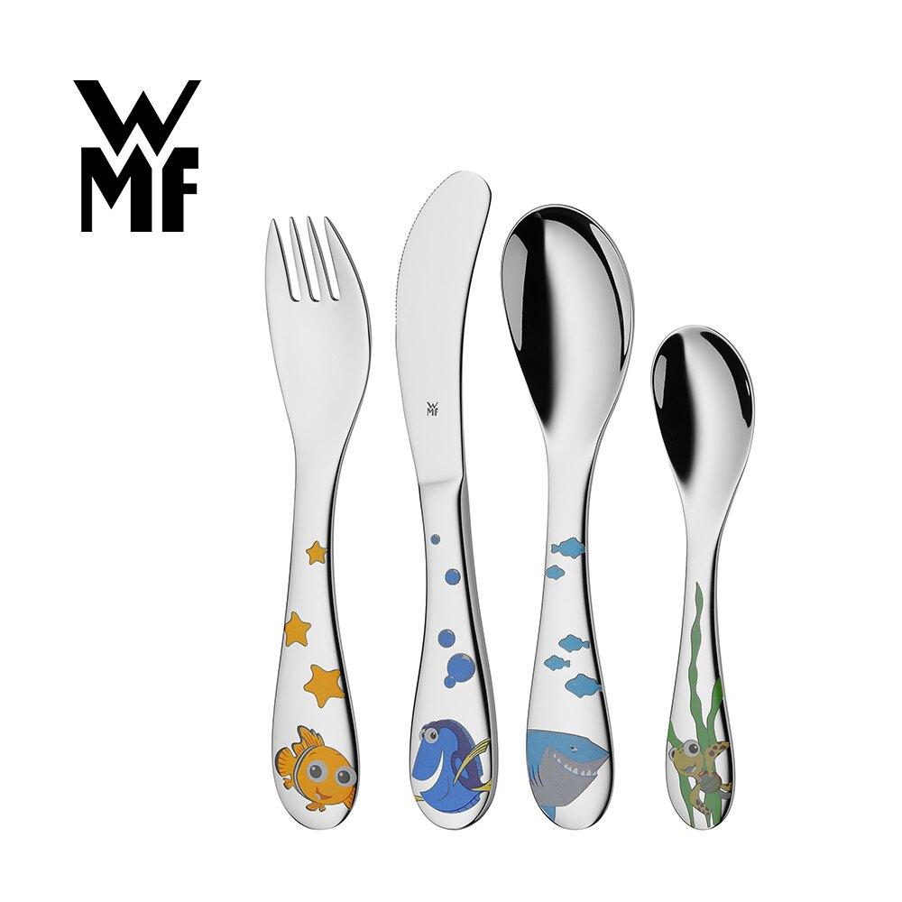 【德國WMF】海底總動員尼莫兒童餐具4件套組