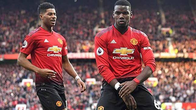 Demi Dua Talenta Muda Inggris, Manchester United Bakal Tendang Paul Pogba