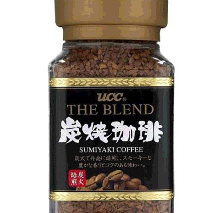 [COSCO代購] UCC 炭燒即溶咖啡90克x3瓶_ CA74851