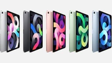 蘋果秋季發表會 新 iPad Air 採用 5 奈米晶片、iPad 8