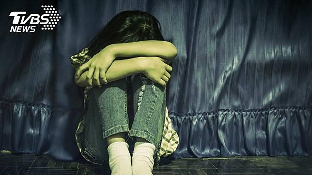 印度女童慘遭性侵殺害。示意圖/TVBS
