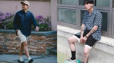 夏季必備「 3 款短褲」 打造清爽十足的休閒 Look!