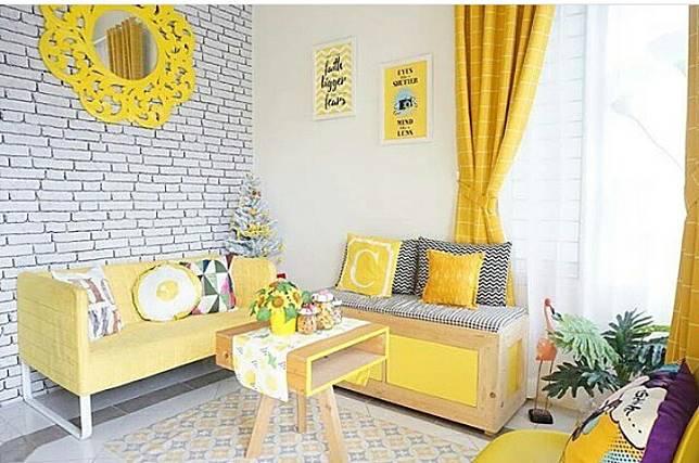 Inspirasi Desain Rumah Berkonsep Shabby Chic Cocok Buat