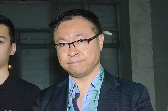沙田警區行動主任林景昇總督察。