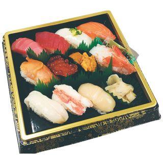 本まぐろ入り寿司盛合せ(1人前)