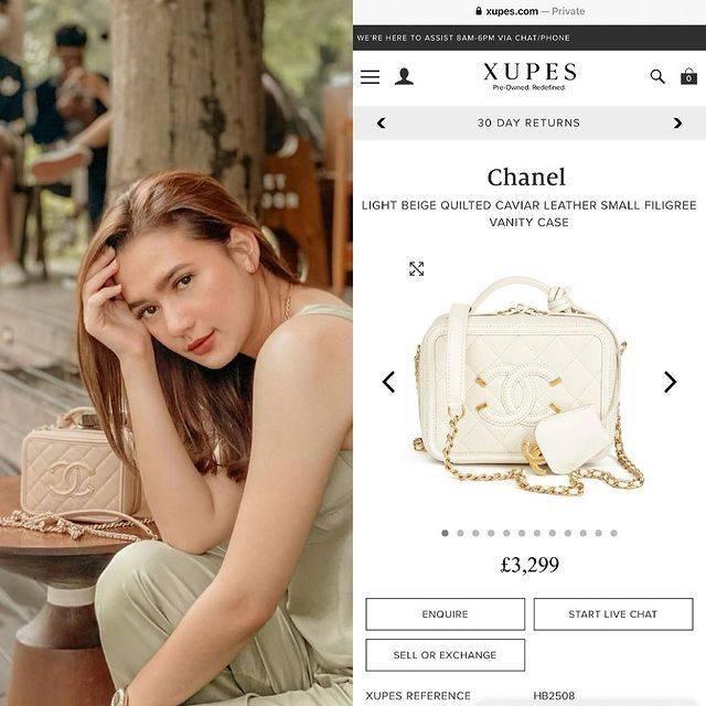 Paling Ditunggu Di Ikatan Cinta Pemeran Michelle Duduk Di Tangga Pamer Tas Chanel Netizen Cantiknya Kebangetan Stylo Id Line Today