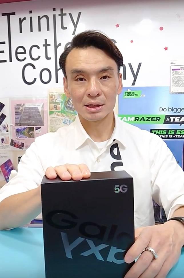 三禾電氣負責人Simon哥指,首批價錢會維持高位一段時間,而待韓國長假後才有機會回落。(互聯網)