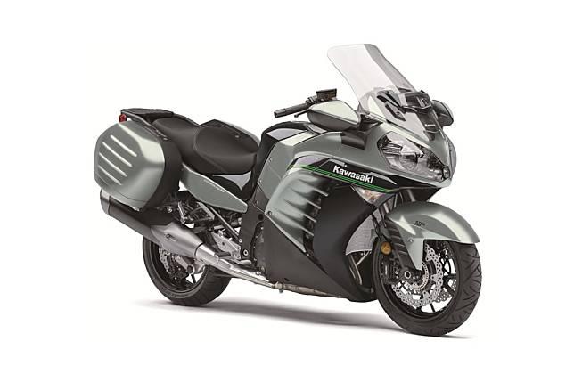 เผยรายละเอียด Kawasaki Concours 14 ABS 2020 บิ๊กไบค์สไตล์ทัวร์ริ่งที่เท่โดดเด่น