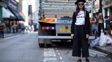 2016 倫敦時裝週第二彈! 現場潮人 12 連發