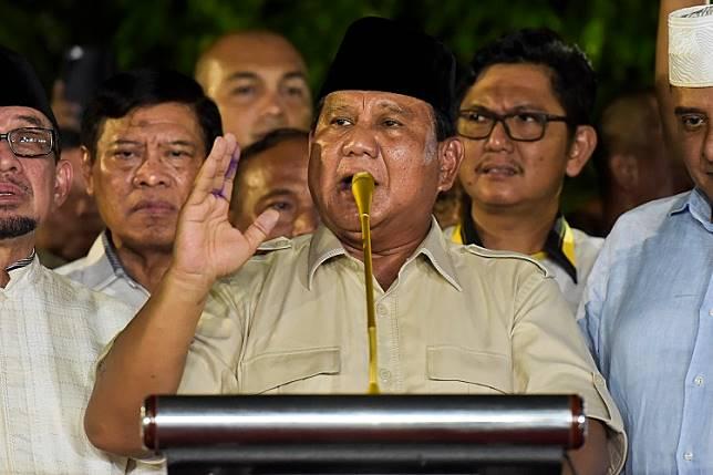 Gugatan BPN Prabowo-Sandi soal pilpres tak diterima Mahkamah Agung