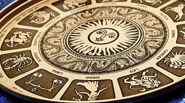 Ilustrasi: Zodiak, horoskop, astrologi. (Shutterstock)