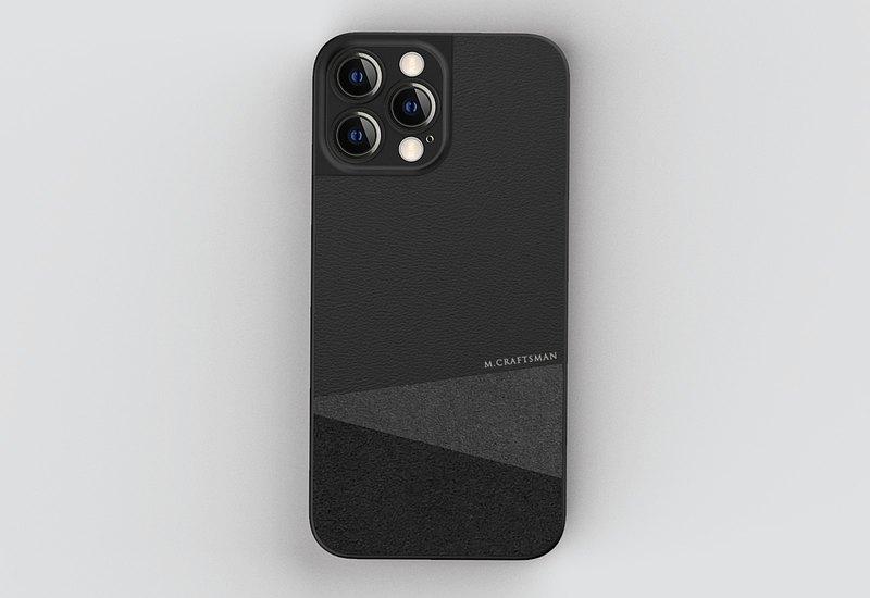 PAPERY | iPhone 13 真皮超薄手機殻 保護套