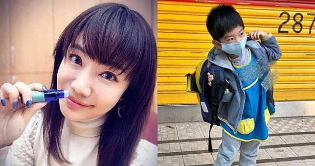 4歲兒開學每天弄丟口罩 主播蕭彤雯「一妙招」超實用