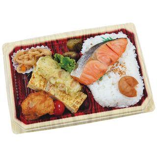まごころ弁当(竹)紅鮭
