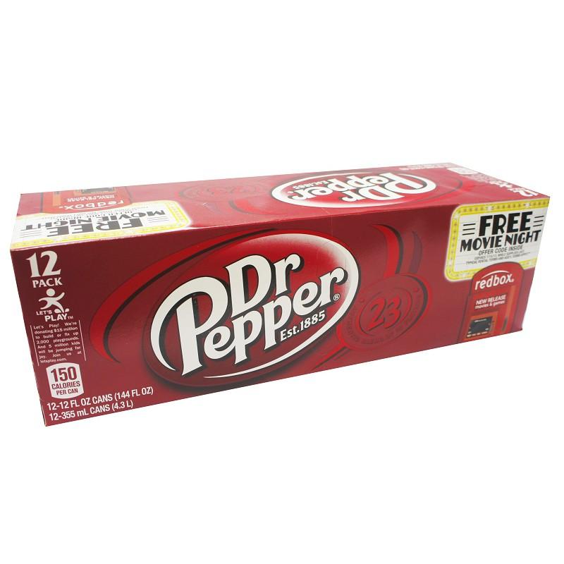 【優惠訊息】滿額可使用折價券!【商品特色】美國進口Dr Pepper 胡椒博士 風靡全球軟性、碳酸飲料,連在神的記事本、命運石之門、怪物彈珠...等等不少知名動畫裡也時常會出現!Dr Pepper/S