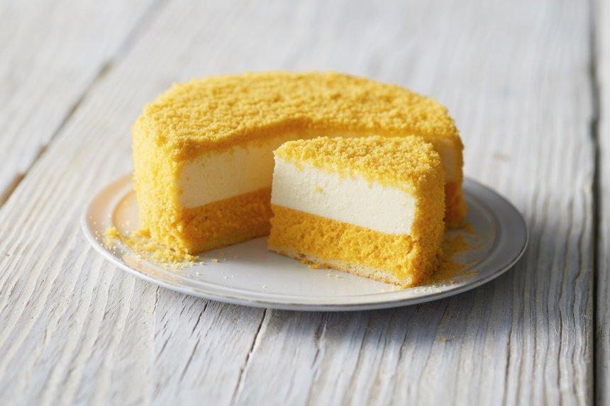 北海道超人氣菓子屋LeTAO 「栗南瓜雙層芝士蛋糕」香港限定發售! - LINE購物
